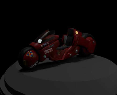 Akira motorcycle preview image
