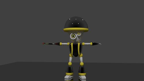 Sombing Robot preview image