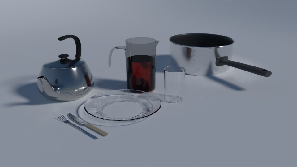 Kitchen Props preview image 1