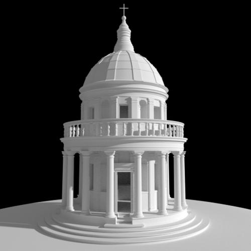 Renaissance Architecture Temple preview image