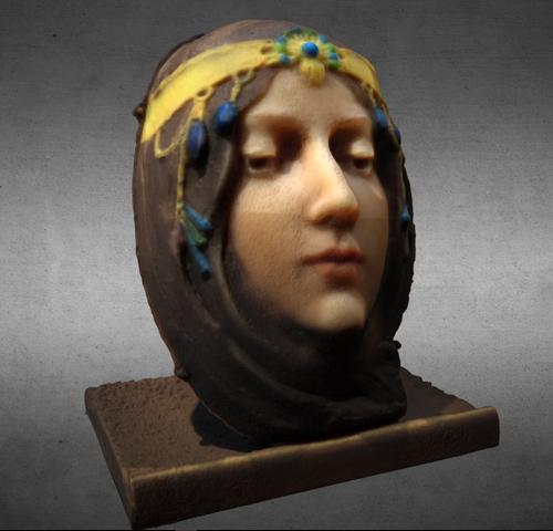 Mask of Cleo de Merode preview image