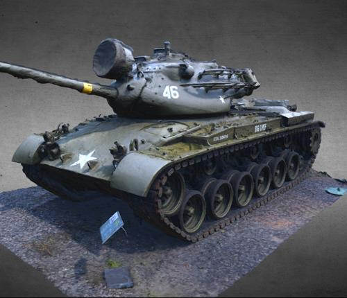 M47 Patton preview image