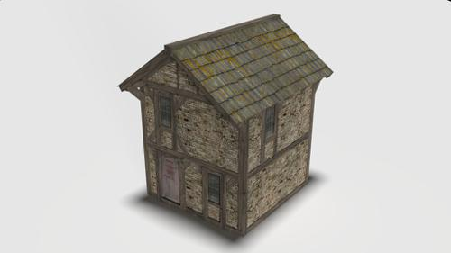 Medieval House preview image
