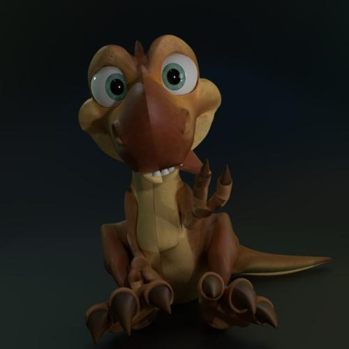 Egbert (Baby Dino) preview image