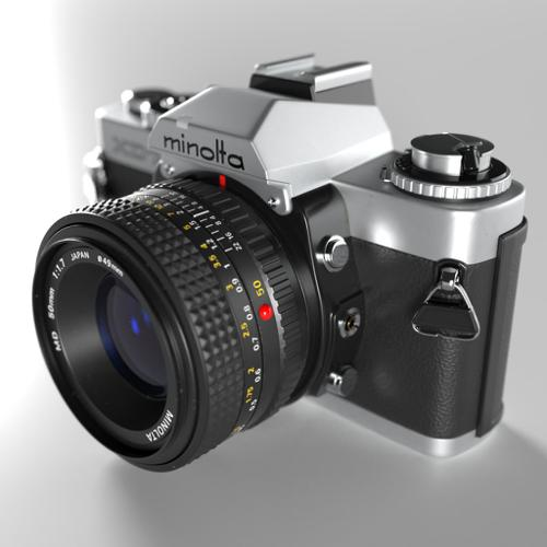 Minolta XD7 Camera preview image