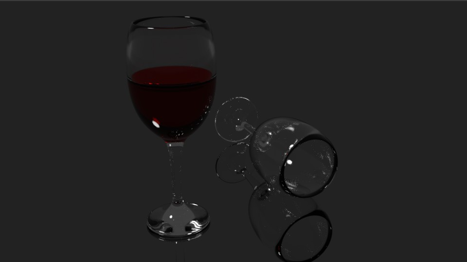 wine glass preview image 1