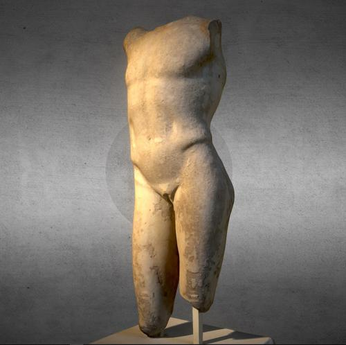 Torso of Oreste preview image