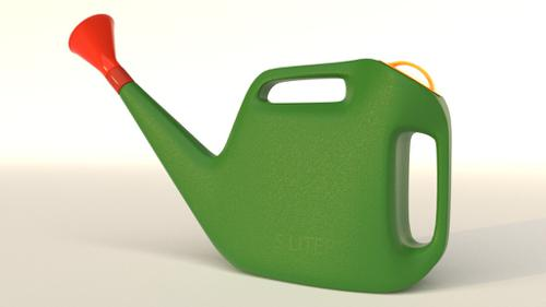 Garden watering can preview image
