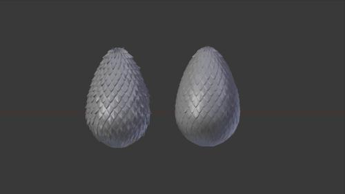 Dragon Egg (Scales) preview image