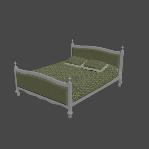 Classic Bed preview image