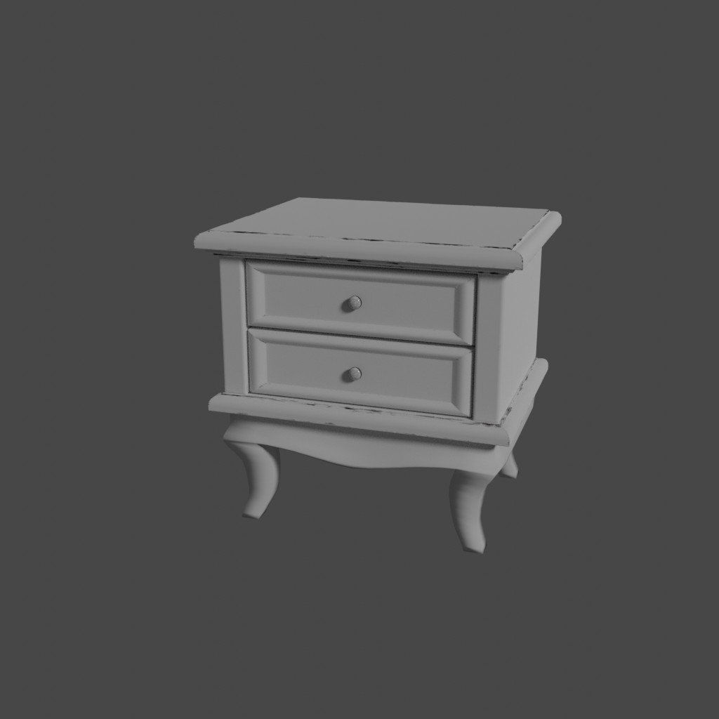 Nightstand preview image 1