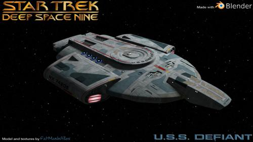 U.S.S Defiant preview image