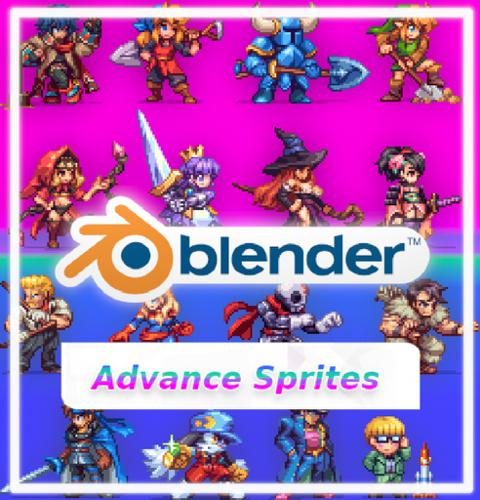 Advance Sprites BGE preview image