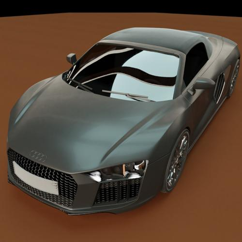 Audi R8 V10 Spyder preview image