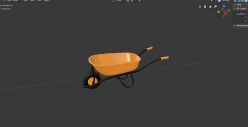 Wheelbarrow preview image