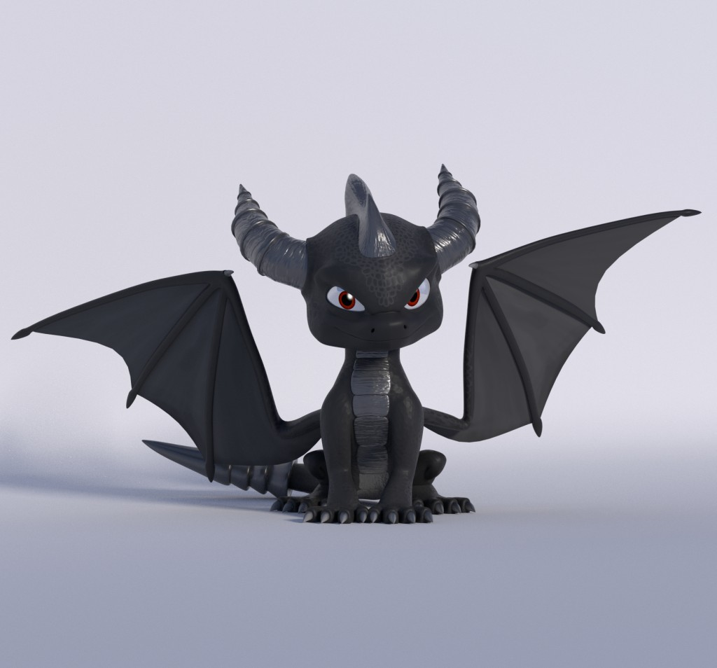 Dark Spyro preview image 1