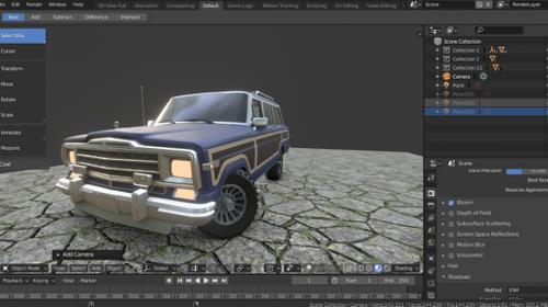 jeep grand wagoneer preview image
