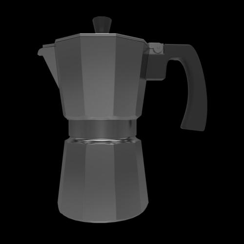 Coffee Maker - Cycles preview image
