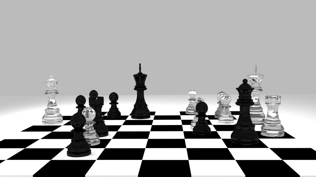 Chess Pieces preview image 5