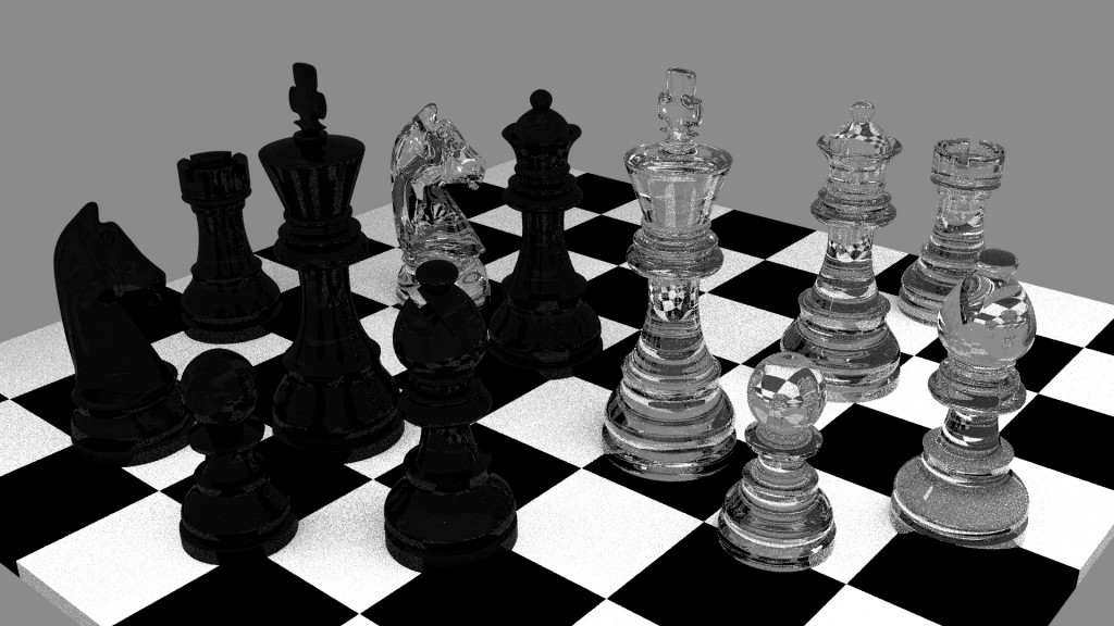 Chess Pieces preview image 1
