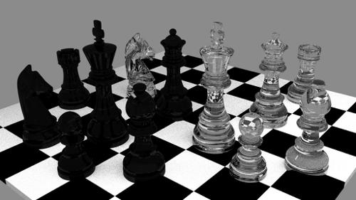 Chess Pieces preview image