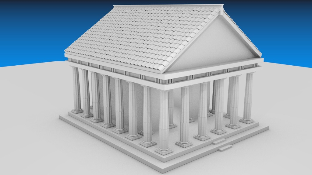 Greek Temple preview image 4