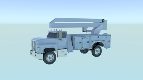 Electric Hi-line Bone truck preview image