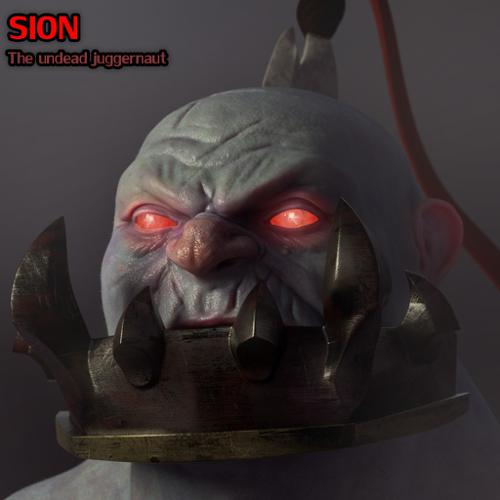 Sion | The undead juggernaut preview image