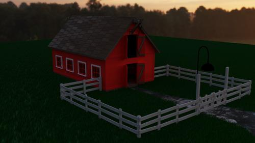 Horror Movie Barn preview image