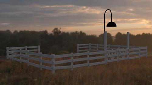 Horror movie Barn Fence preview image