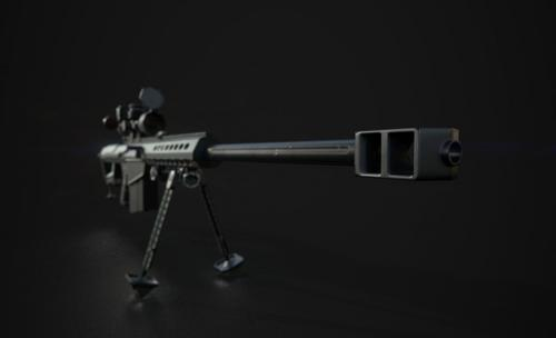 Barrett M82 preview image