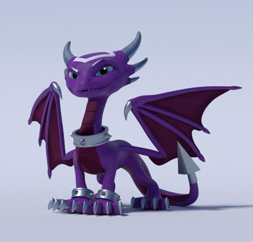 Cynder Dragon preview image