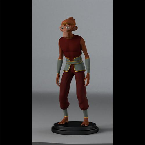 monkey king ... suzanne preview image