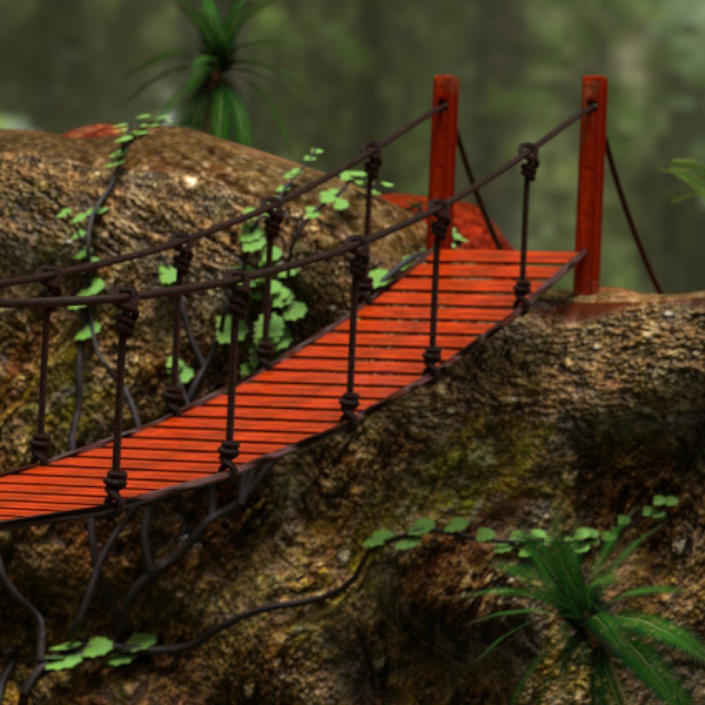 Rope Bridge preview image 1