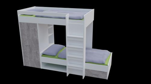Bunk bed preview image
