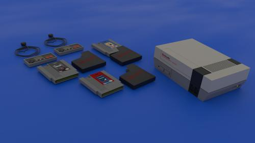 Nintendo Entertainment System preview image