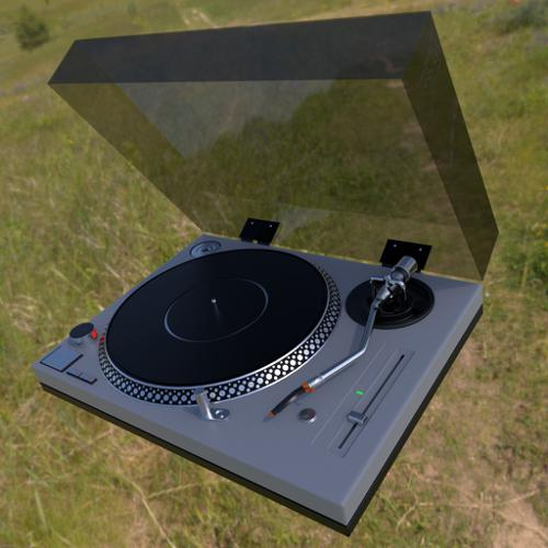 Technicals DJ Turntable preview image