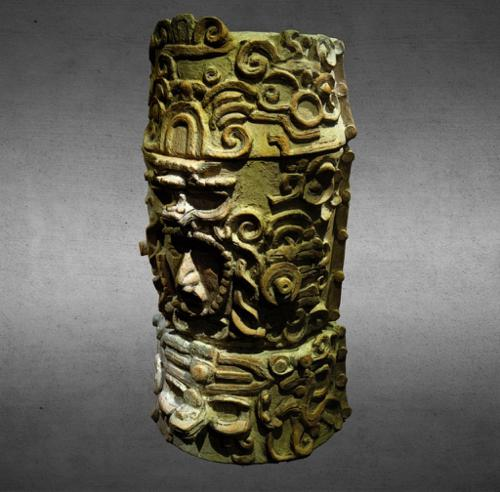 Censer, Guatemala, Mayan culture preview image