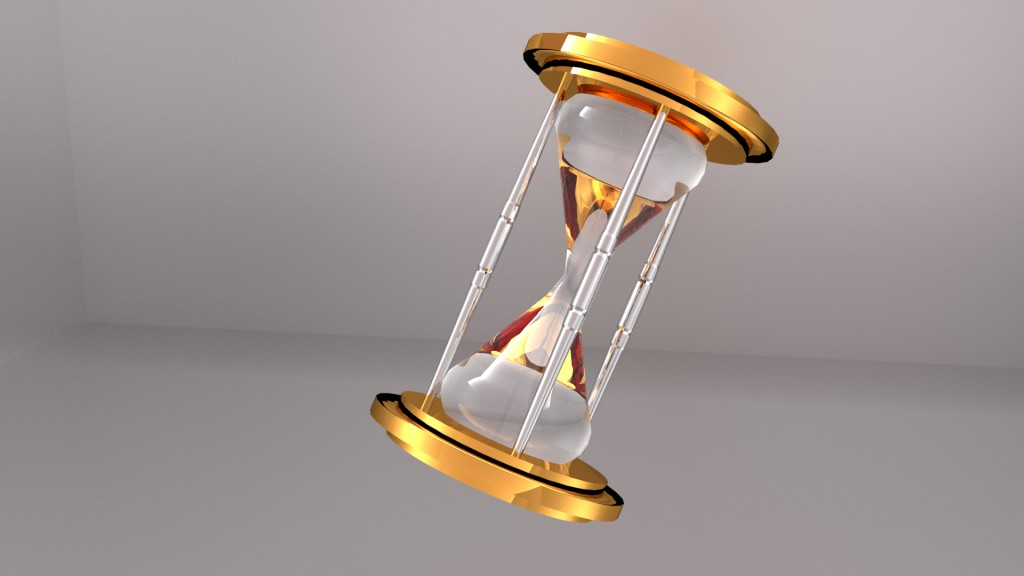 Luxury Hourglass preview image 1