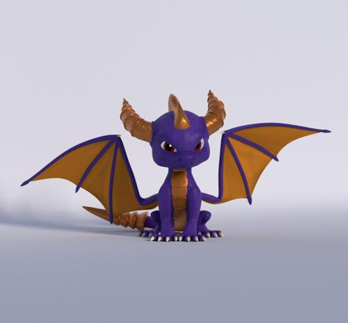 Spyro the Dragon preview image