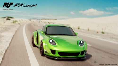 RUF RK Coupe (Wide Body) preview image