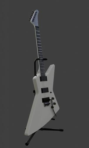 Gibson explorer re-issue preview image