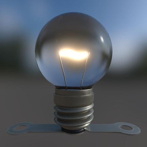 3v Miniture lightbulb bulb preview image