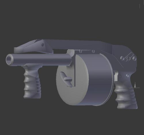 Street Sweeper Shotgun preview image