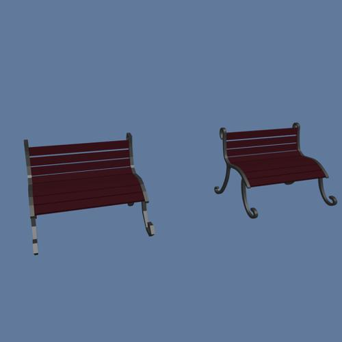 Bench for the game engine preview image