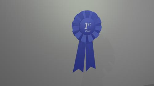 Blue Ribbon - 1st place preview image