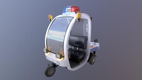 Zootopia car preview image