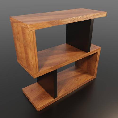 Modern End Table preview image