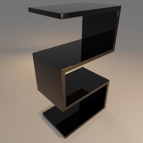 Modern Accent Table preview image
