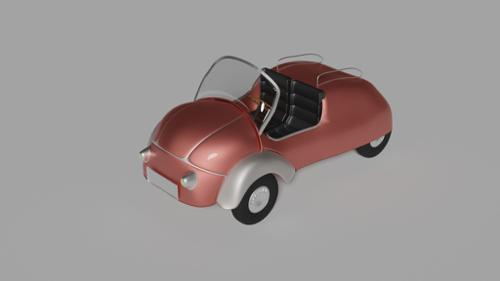 Simple car preview image